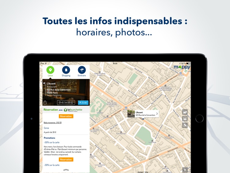 Mappy – Plan, Itinéraire screenshot-2