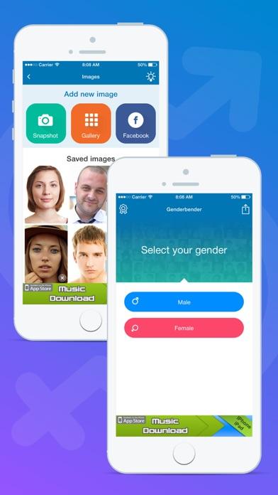 Gender BenderCaptura de pantalla de1