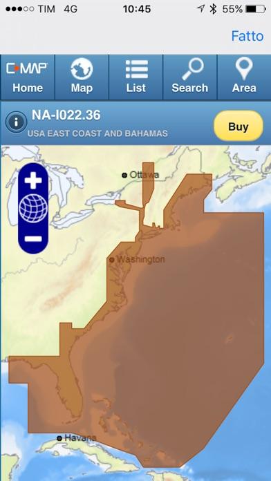 C Map Plan2nav review screenshots