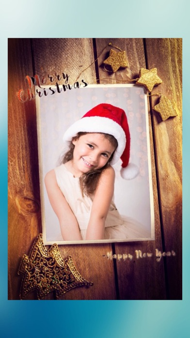 Xmas Photo Collage & Picture Editor screenshot four
