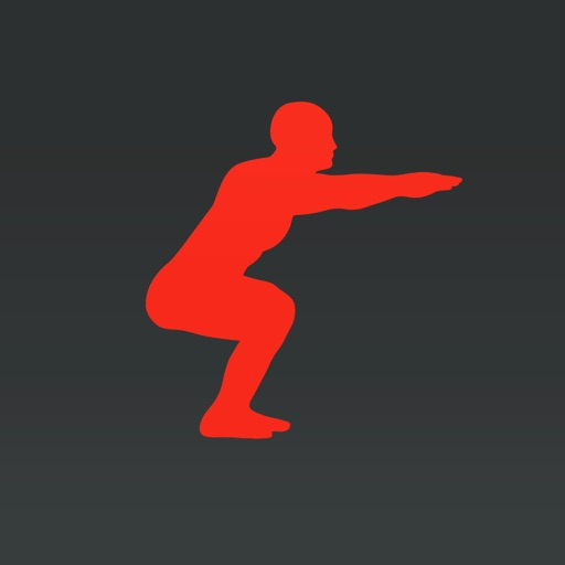 Runtastic Squats – Workouts, Trainer & Counter