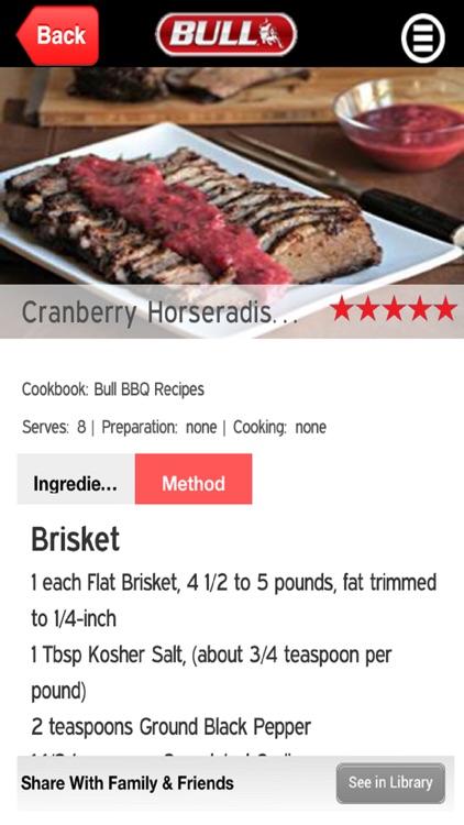 Bull BBQ Recipes