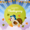Happy Thanksgiving - Fc Sticker