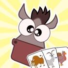 Ферма Животный Игра Сравнение - Англичане Изучение icon
