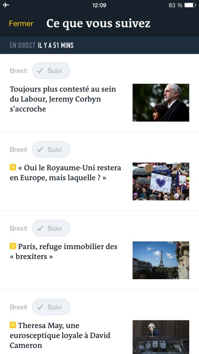 Le Monde Linfo En Continu review screenshots