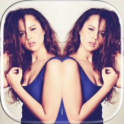 Mirror Photo Effect.s Edit.or & Collage Make.r