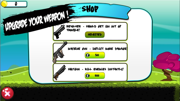 Billy vs Ghosts - Modern Ghost Zombie Shooting Games for adults and kids screenshot-3
