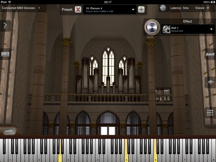 iCathedral Organ screenshot-0