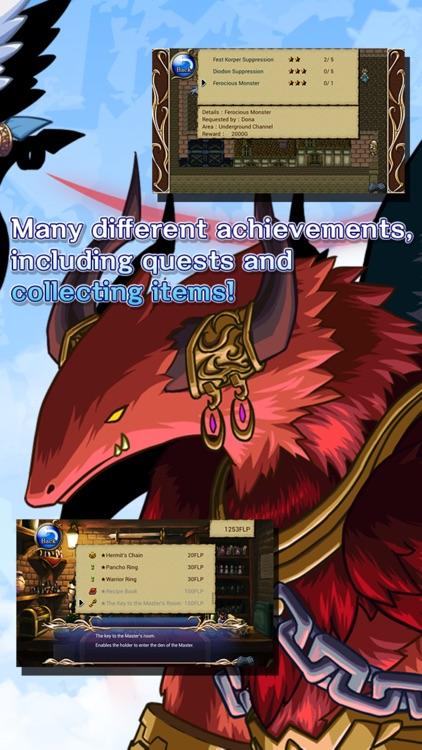 RPG Bonds of the Skies screenshot-4