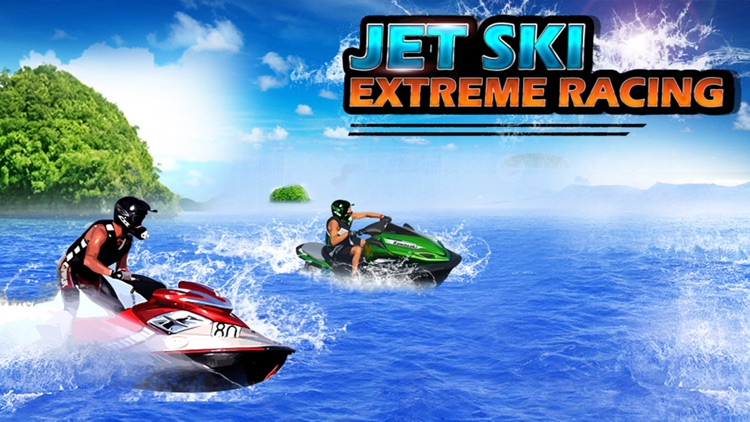 Jetski Extreme Racing (3d Race Game / Games) screenshot-0