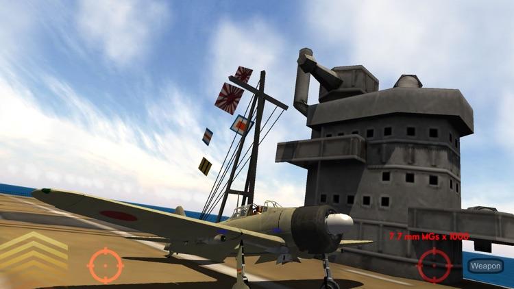 WW2: Wings of Duty - Combat Flight Simulator screenshot-3