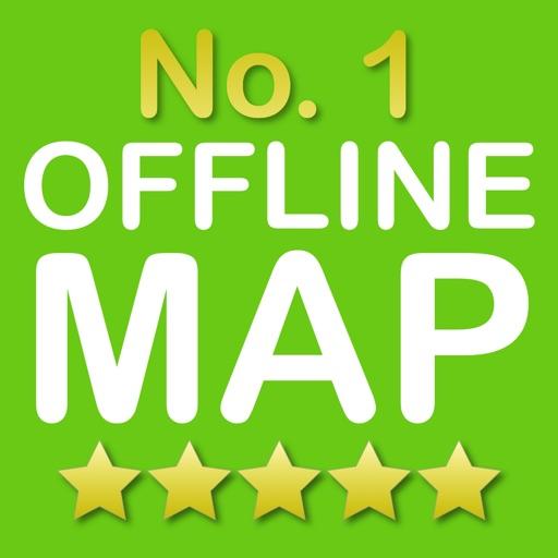 Ibiza No.1 Offline Map