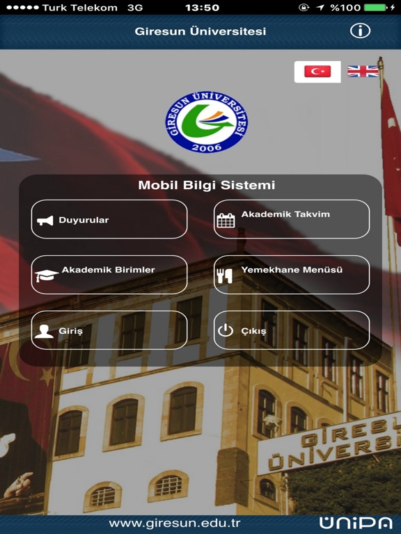 Giresun Üniversitesi Mobilのおすすめ画像1