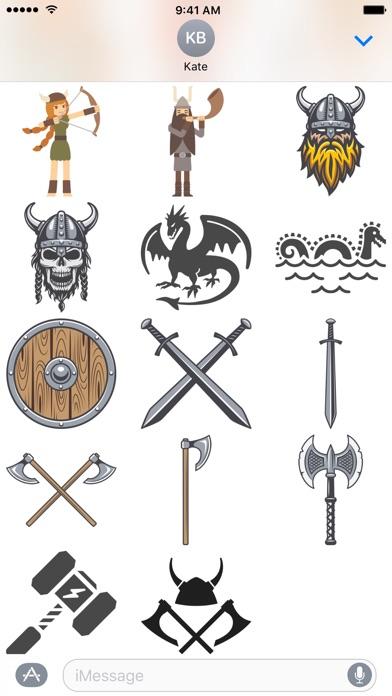 Viking Aufkleber Für Leif Eriksson TagScreenshot von 2