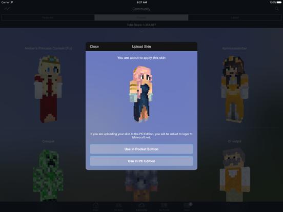 Minecraft: Skin Studioのおすすめ画像4
