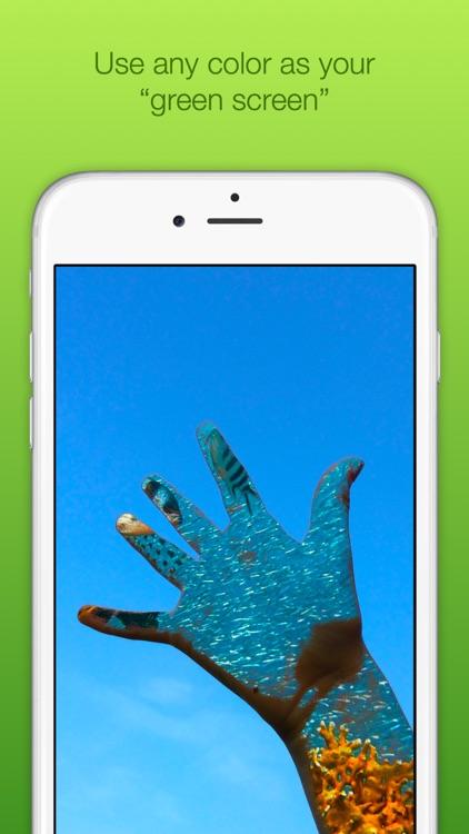 Chromatic Camera - Green Screen Photo Booth