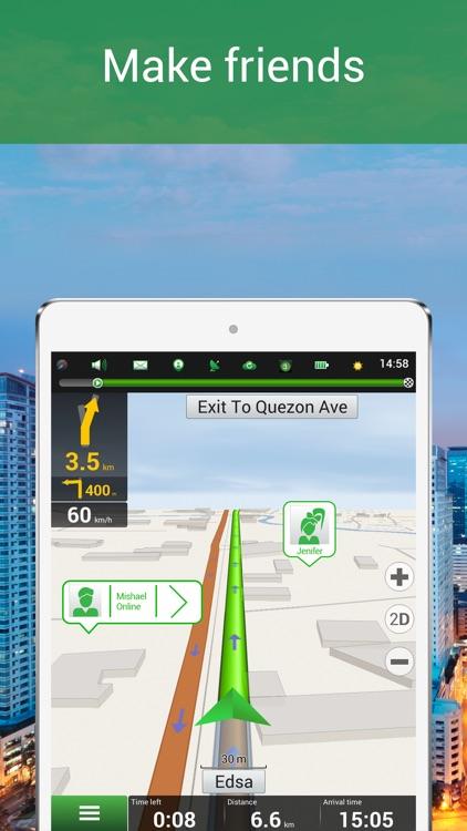 Navitel Navigator Philippines - GPS & Map