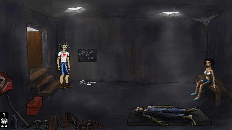 Mutants vs. The Chosen 2: Traitor screenshot-3