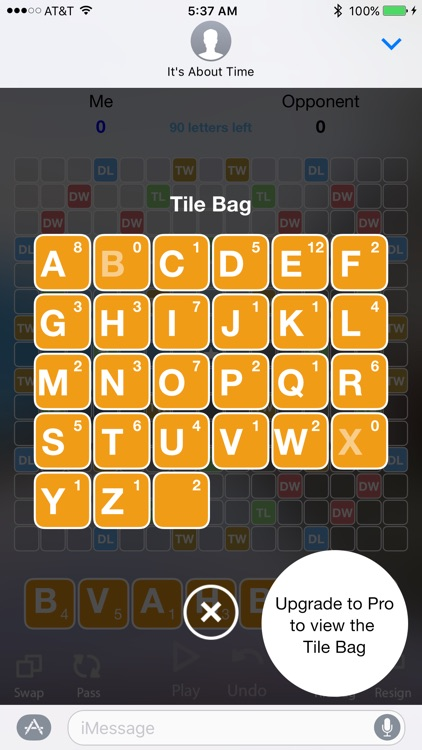 Words for iMessage Game screenshot-3