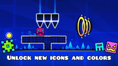 Image of Geometry Dash for iPhone