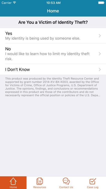 ID Theft Help
