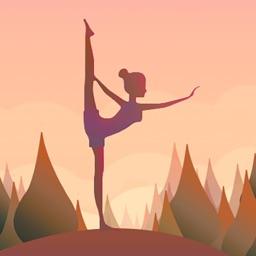 每日瑜伽-初级瑜伽入门&高级瑜伽健身减肥视频教程