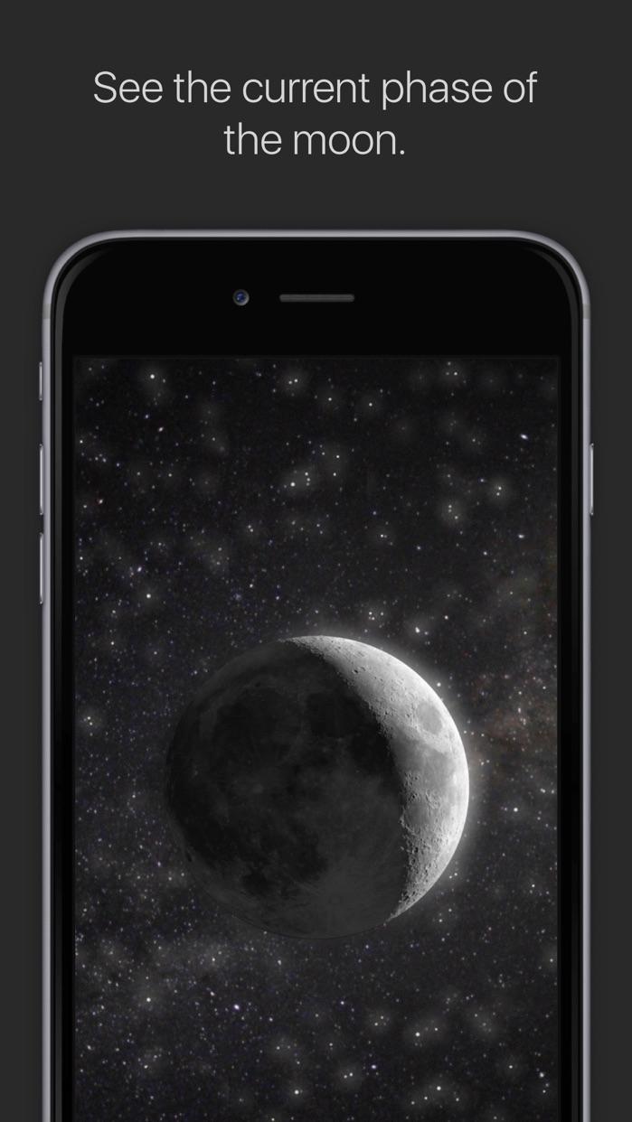 MOON - Current Moon Phase Screenshot