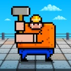 Blocky Tower Chop - Crush and Dump the Junk icon