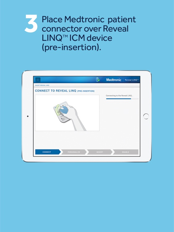 Reveal LINQ™ Mobile Manager US