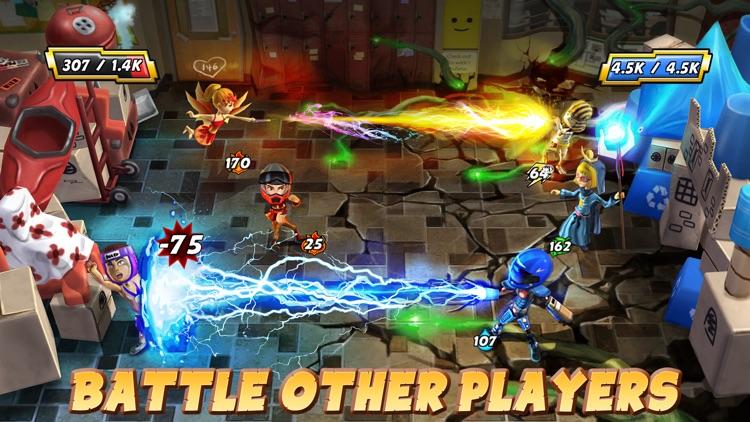 Scrap Force - RPG Tactics screenshot-3