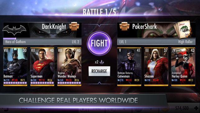 Injustice: Gods Among Us on the App Store
