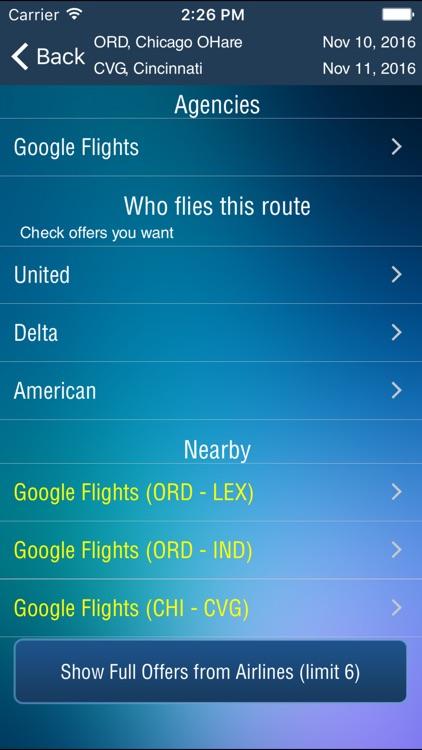 Cincinnati Kentucky Airport Pro + Flight Tracker screenshot-3