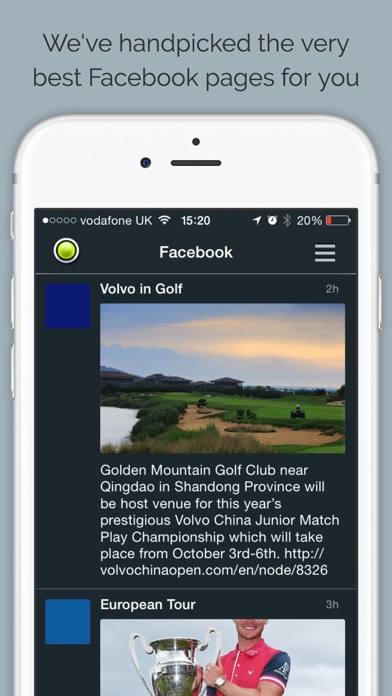 Golf RightNow screenshot four