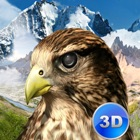 野生猎鹰生存模拟器3D Full icon