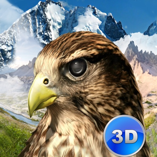 Wild Falcon Survival Simulator 3D Full
