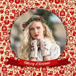 Christmas Collage Photo Editor