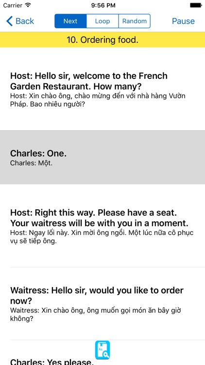 Học Tiếng Anh - English Study for Vietnamese screenshot-3