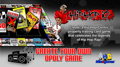 Hip Hop io (opoly) screenshot one