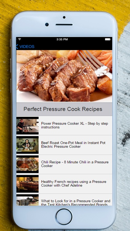Best Pressure Cooker Recipes - Pursuing Perfection of Healthy Crock Pot Fast Recipes