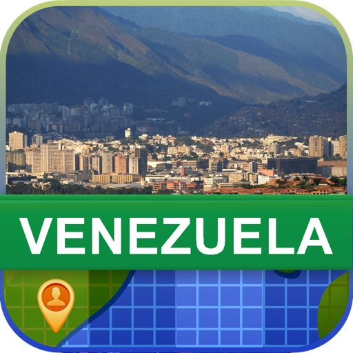 Offline Venezuela Map - World Offline Maps