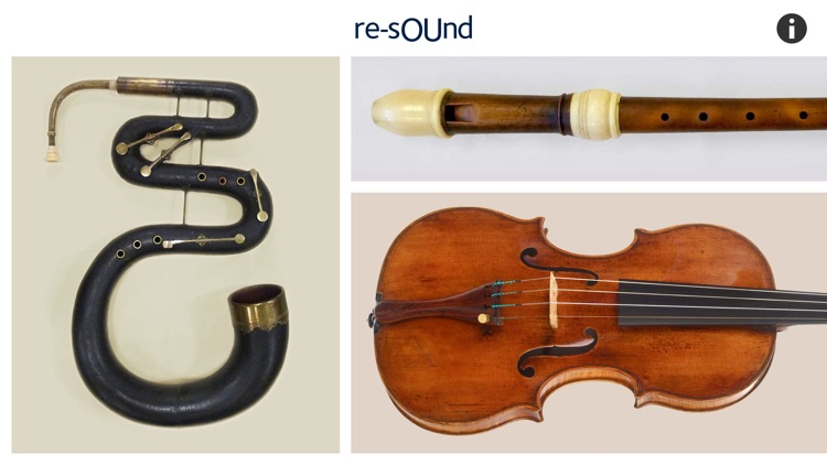 re-sOUnd:Historic Instruments of Oxford University screenshot-0