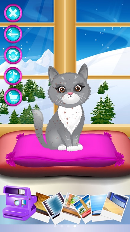 Pet Beauty Salon - Kids Spa Games (Boys & Girls) screenshot-4