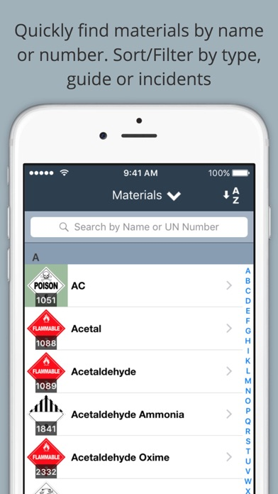 Hazmat Reference And Emergency Response Guide review screenshots