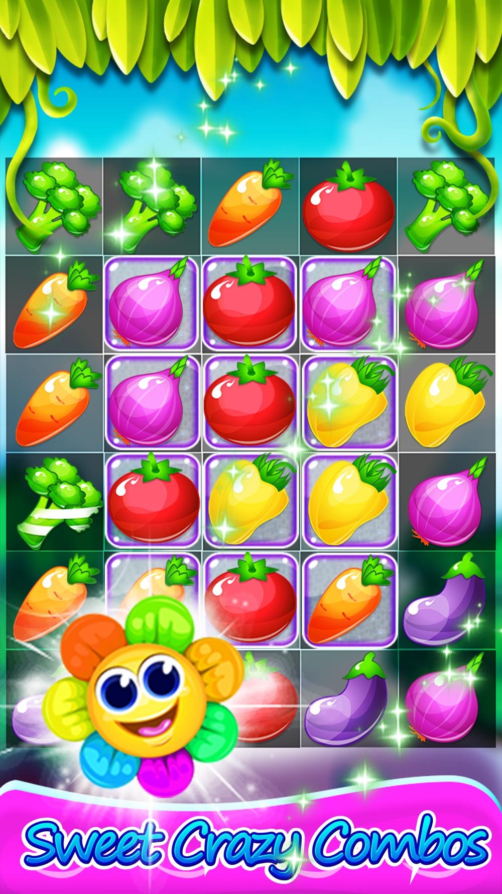 Charm Garden Veggies - Sweet Fruit Tales Heroes hack tool
