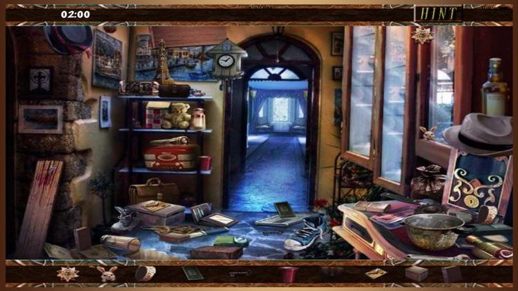 Hidden Object Fear of The Dark screenshot-3