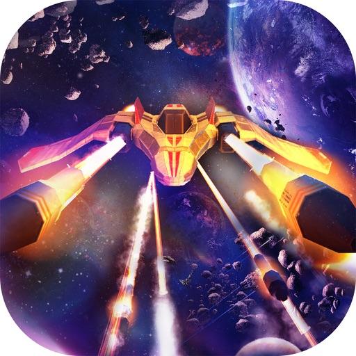 3D Star Sweeper Spacecraft 2016