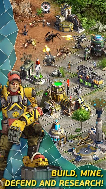 Evolution: Battle for Utopia – Sci-fi RPG in Space screenshot-3
