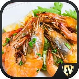 Seafood Recipes SMART Offline Cookbook