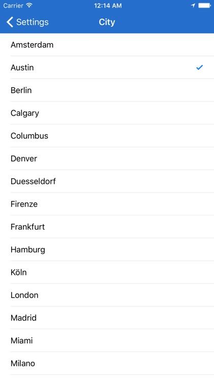 C2G: car2go for iPhone & iPad screenshot-4