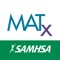MATx is a mobile app for health care practitioners that supports medication-assisted treatment (MAT) of opioid use disorder